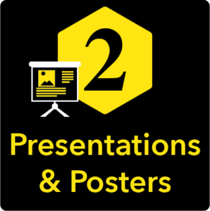 Presentations and Posters Icon