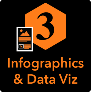 Infographics and Data Visualization Icon