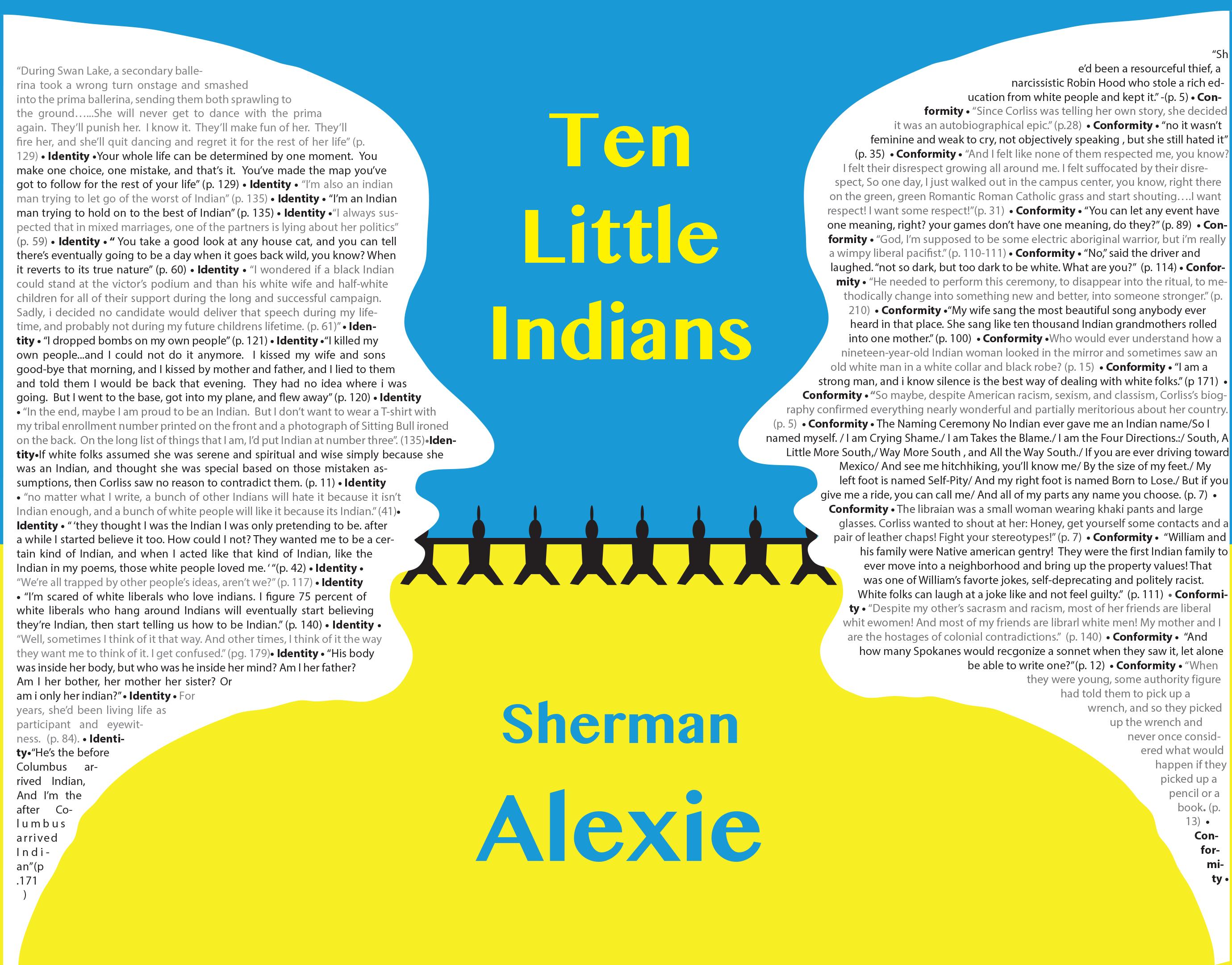 Ten Little Indians - Minhtuyen Mai