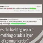 The Hashtag Thumbnail Image